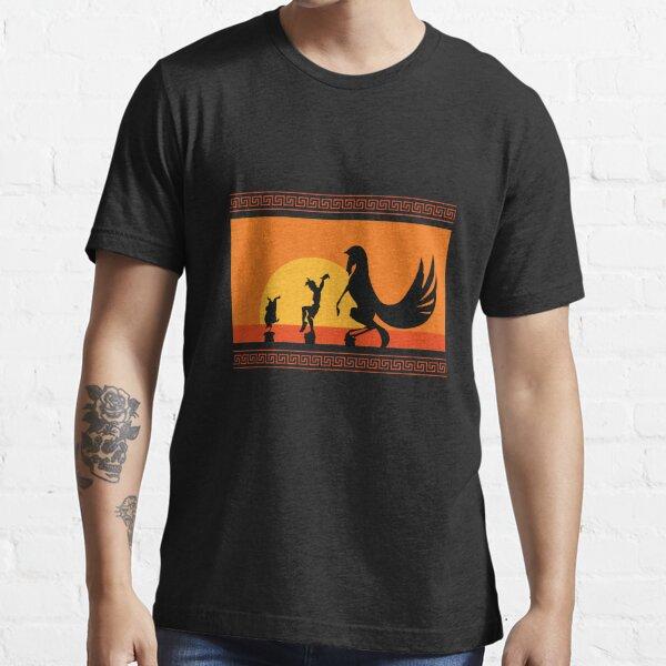Hercules Sunset Essential T-Shirt