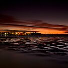 There's Gold in Hervey Bay by Peter Doré