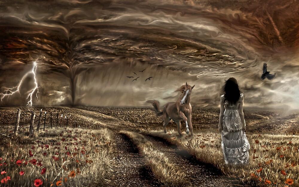 Crazy Horse by Cliff Vestergaard