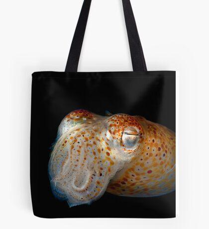 Underwater Alien Tote Bag