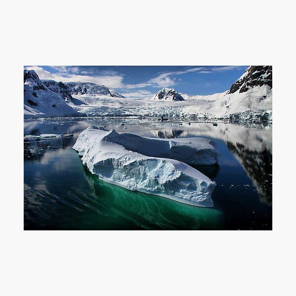 Beautiful Antarctica Photographic Print