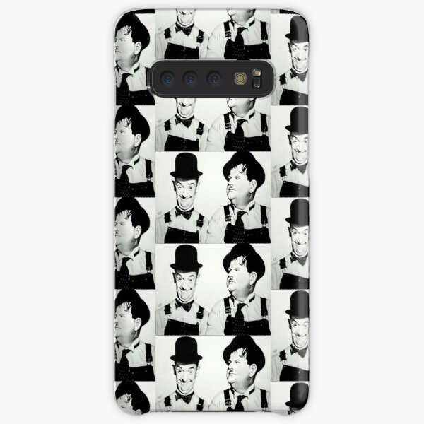 Laurel and Hardy Samsung Galaxy Snap Case
