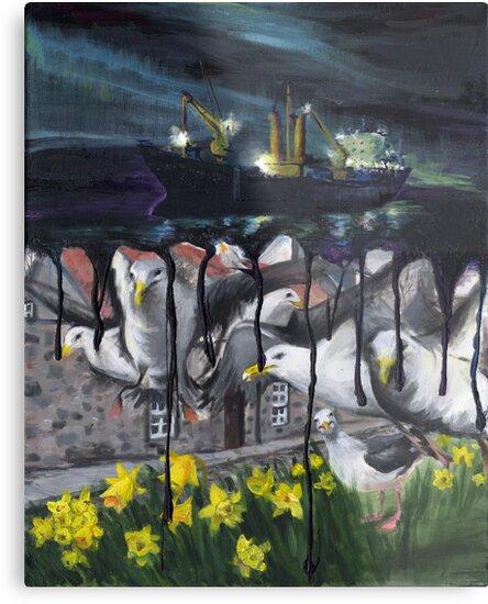 Aberdeen by Genevieve  Cseh
