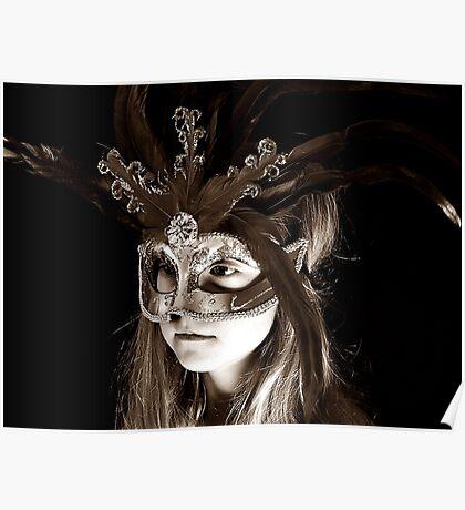 Masked... Poster