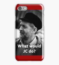 What would JC do iPhone Case/Skin