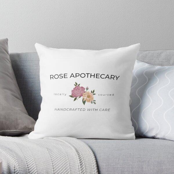 Rose Apothecary Schitts-Creek Throw Pillow