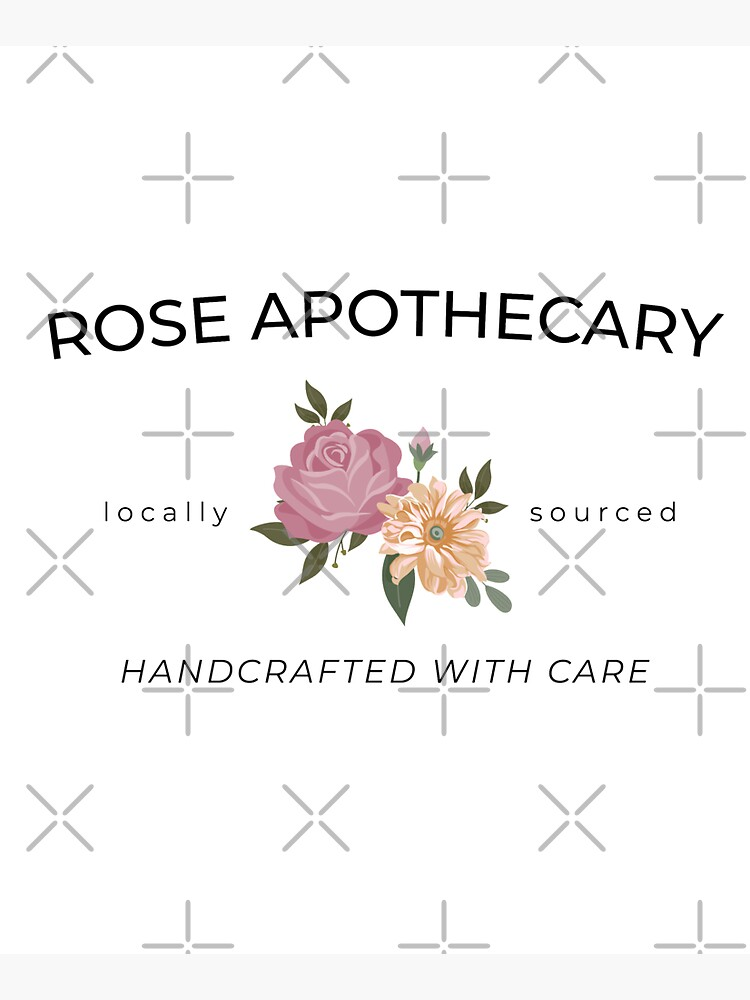 Rose Apothecary Schitts-Creek by tessBuzz