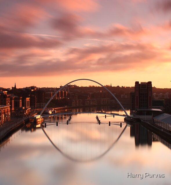 The Eye on the Tyne by Harry Purves
