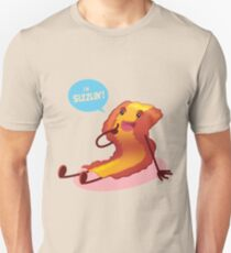 Sizzlin' Bacon!!! Unisex T-Shirt