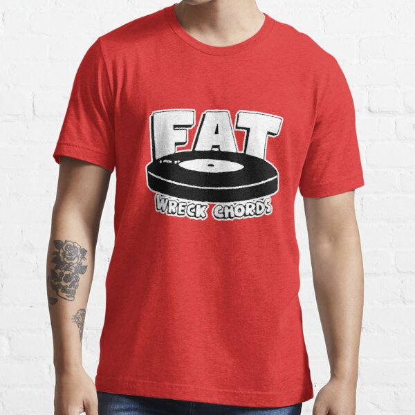 FAT WRECK CHORDS Essential T-Shirt
