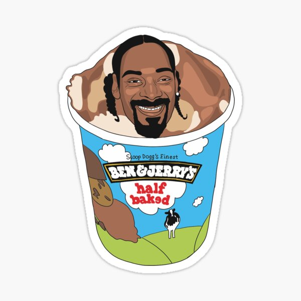 Scoop Dogg Sticker