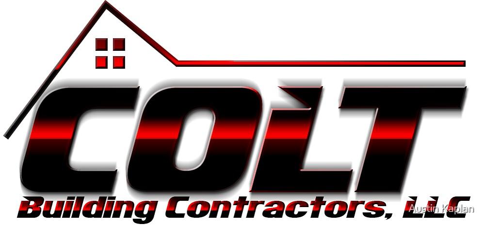 Colt Building Contractors Logo by Austin Kaplan