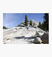 Olmsted Point Photographic Print