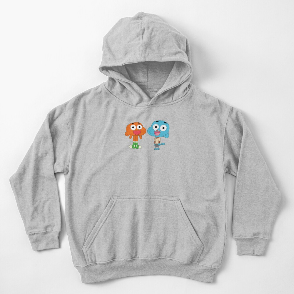 The amazing world of Gumball™, Gumball and Darwin Kids Pullover Hoodie