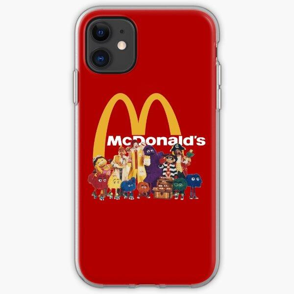 McFriends! iPhone Soft Case