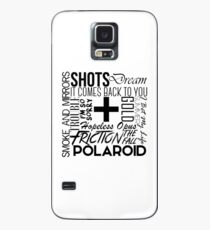 S+M Songs Design Case/Skin for Samsung Galaxy