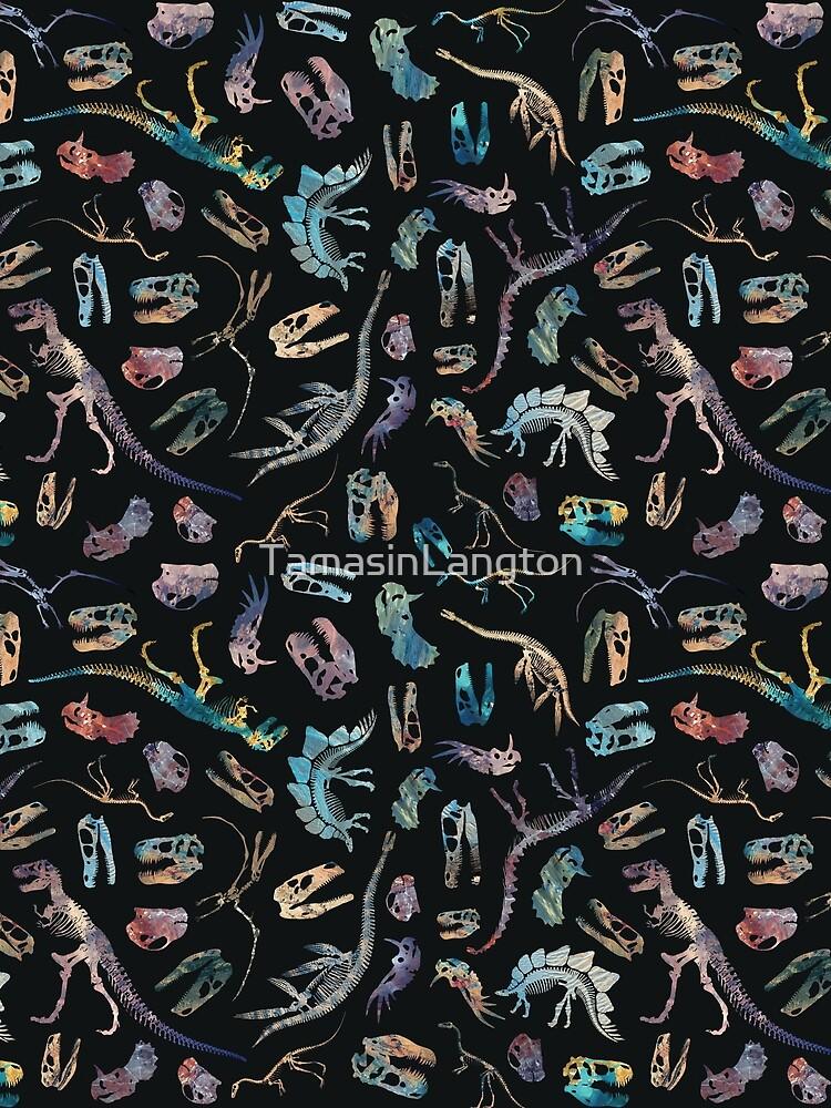 Dinosaurs (Dark) by TamasinLangton