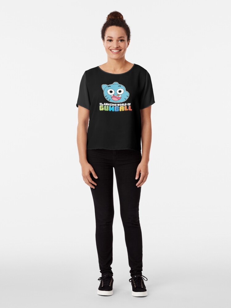 Alternate view of The Amazing World of Gumball™ Chiffon Top