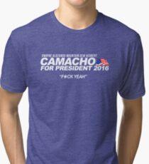 CAMACHO FOR PRESIDENT 2016 Tri-blend T-Shirt