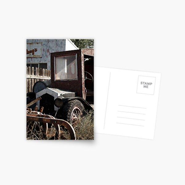 Barks Rootbeer Postcard