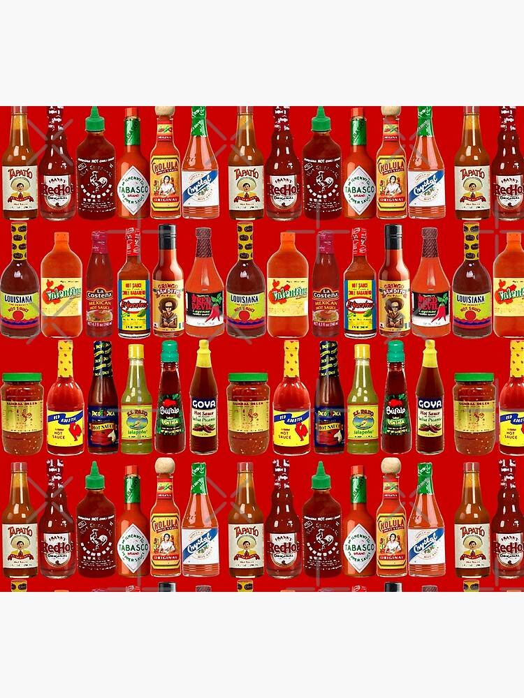 Hot Sauces, Baby! by SoCalKid