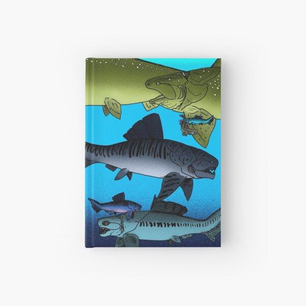 Dunkleosteus terrelli Hardcover Journal