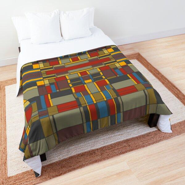Saturday Prairie Comforter