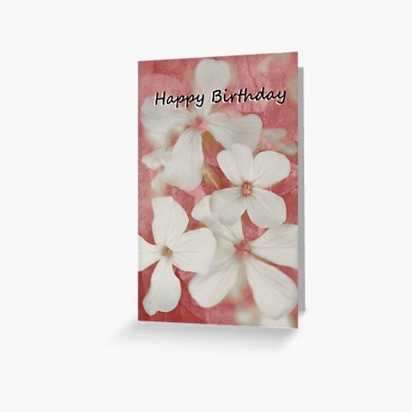 Happy Birthday Card  5 Greeting Card