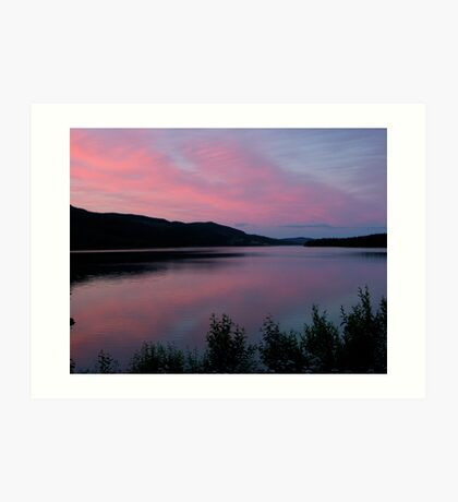 Lierne . Norway . by Brown Sugar . F* Views (192) . Favs (3) Dziękuję ! . Thanks friends !!! Art Print