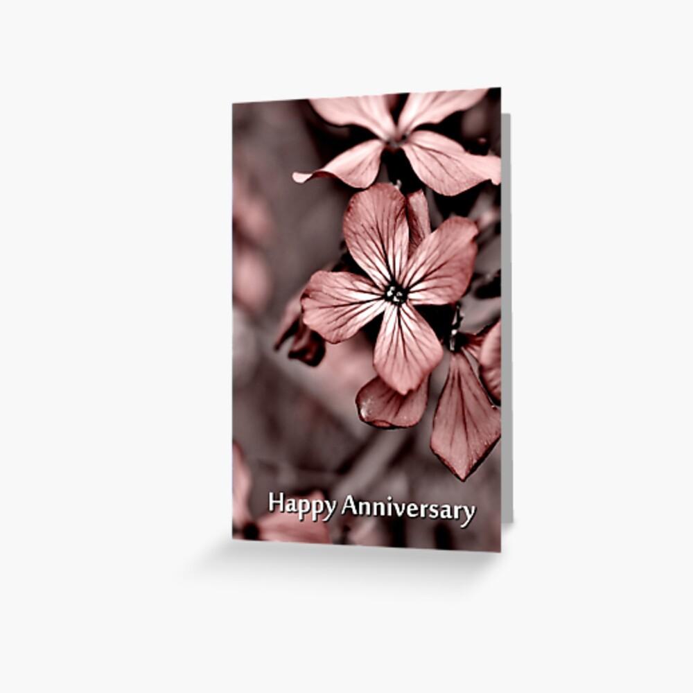 Happy Anniversary Card 1 Greeting Card