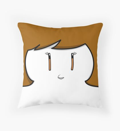 Chrysa Throw Pillow