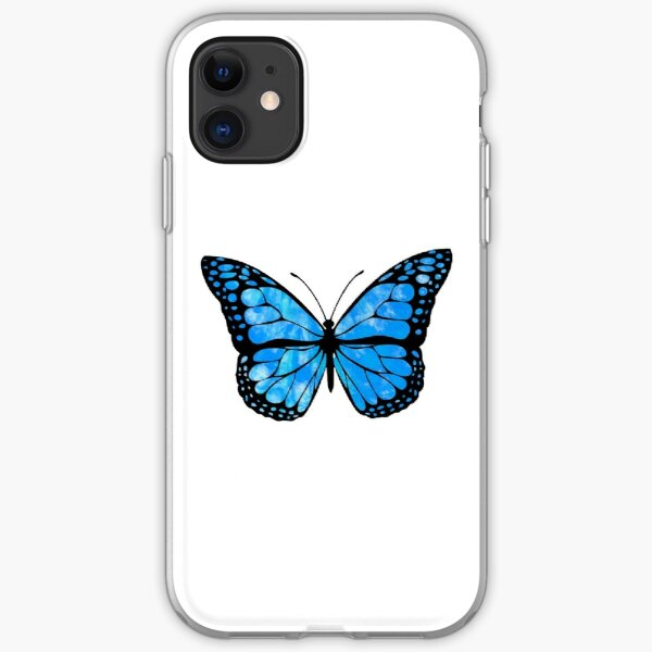 Yellow Butterfly Aesthetic Iphone Case Cover By Cameron304 Redbubble