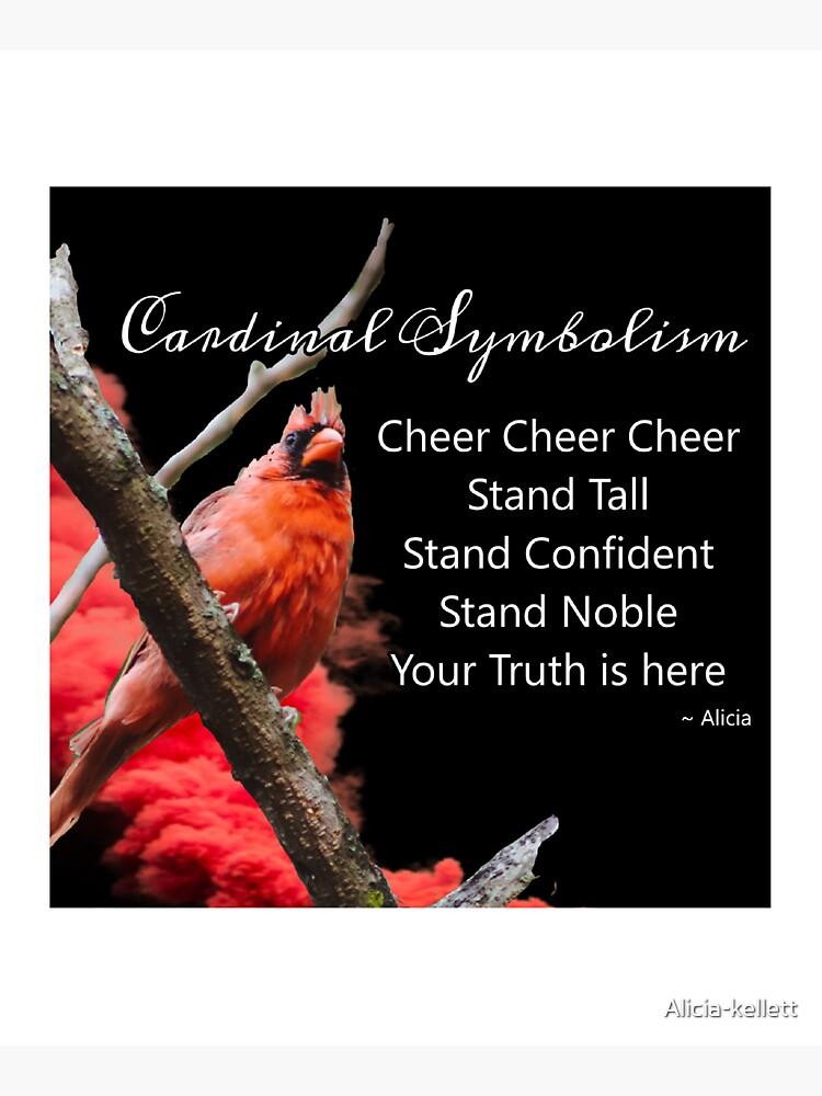 Cardinal Symbolism by Alicia-kellett