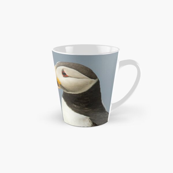 Pair of Atlantic Puffins Tall Mug