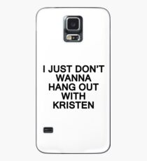 JUST LET IT GO Case/Skin for Samsung Galaxy