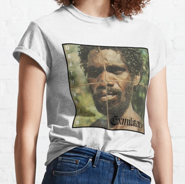 Death Grips -Exmilitary Album Art Classic T-Shirt