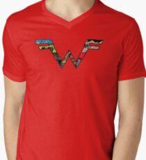 W Dragonfight-cooltexture B&WCarnival of Doooom w/Text T-Shirt