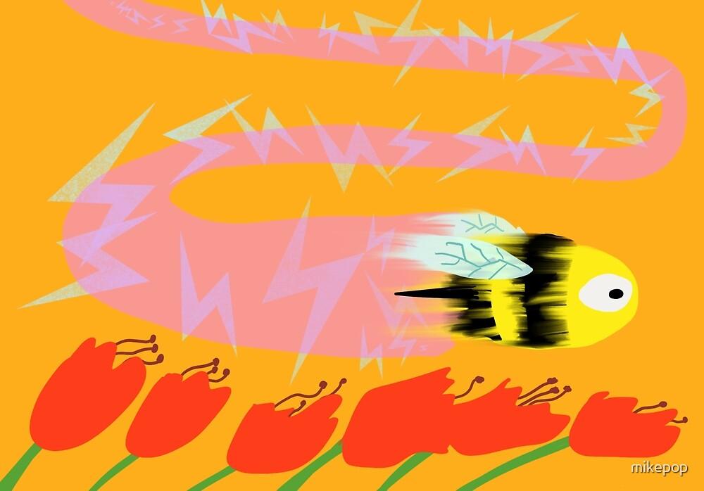 Bee, Warp Speed by mikepop