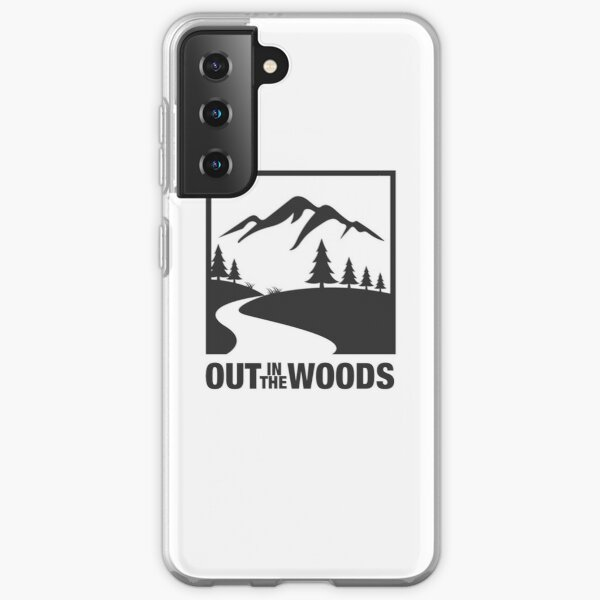 Out in the Woods Samsung Galaxy Soft Case