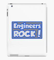 Engineers Rock! iPad Case/Skin