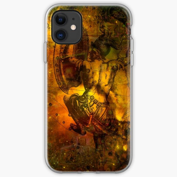 When The Stars Are Right - M78 In Orion iPhone Soft Case