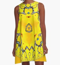 Rogues Gallery 45 A-Line Dress