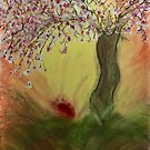 Cherry Blossom Tree of Mine, Our Rising Sun by C Rodriguez