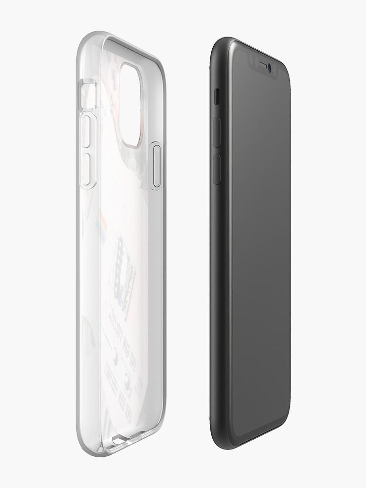 coque a clapet iphone 8 , Coque iPhone «Harry Styles», par Nmrpm04