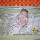 Bath Time Fun (Mikey my nephew) by Jennifer Ingram