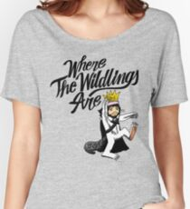 Where The Wildlings Are Women's Relaxed Fit T-Shirt