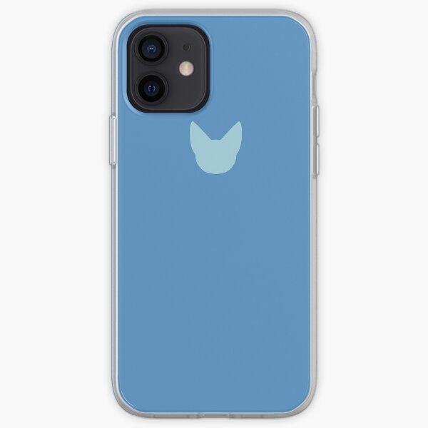 Pense fennec Coque souple iPhone