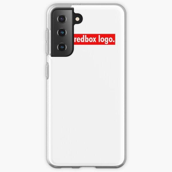 Cool redbox logo. Samsung Galaxy Soft Case