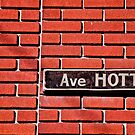 Red Hot Avenue by Wanda Staples