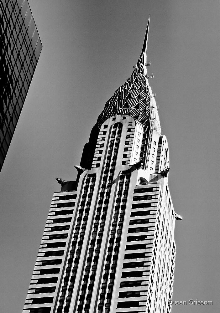 Chrysler Building by Susan Grissom